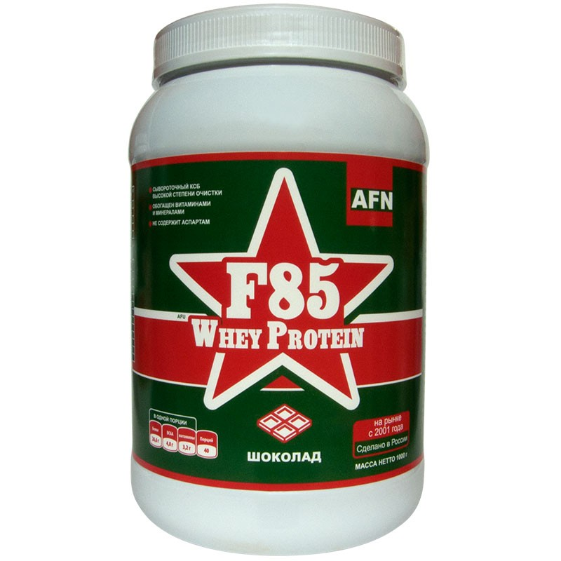 F85 WHEY PROTEIN