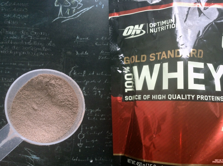 «100%  Whey  Gold  Standard»  от  Optimum  Nutrition